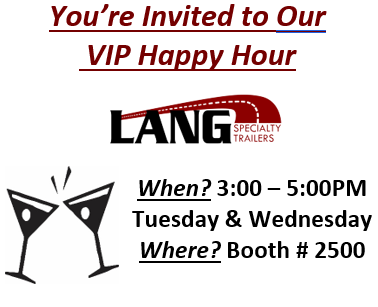 Stop By Our VIP Happy Hour