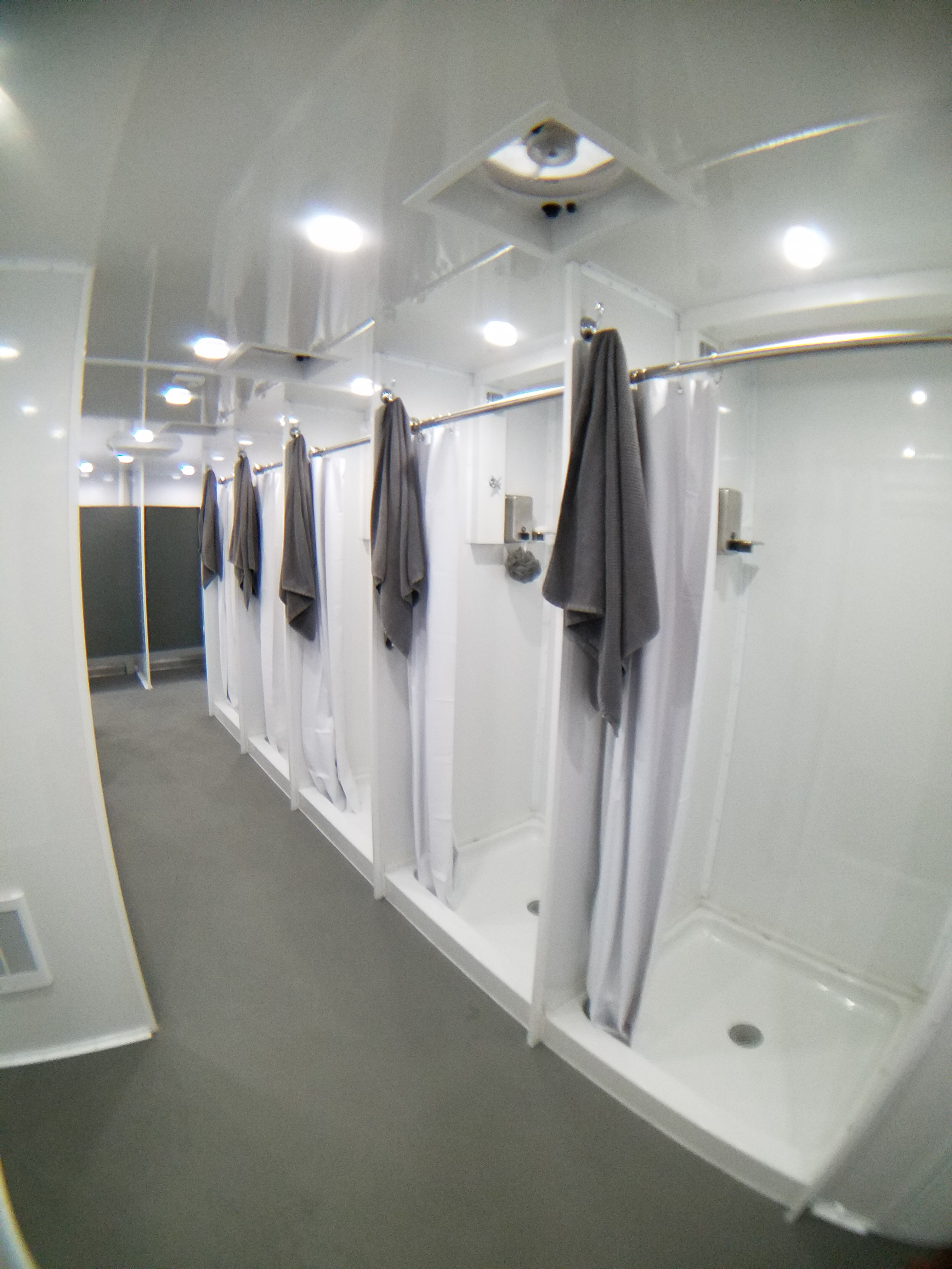 Shower Trailers for the Homeless