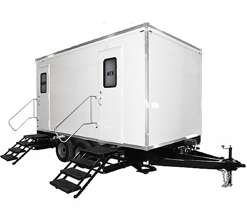 Mobile Restroom Trailers for Sale