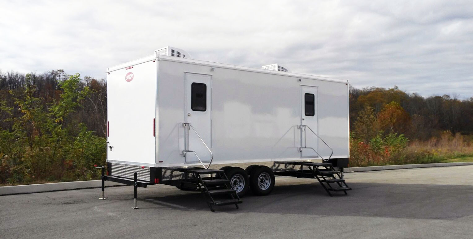 Who Uses Mobile Restroom Trailers?